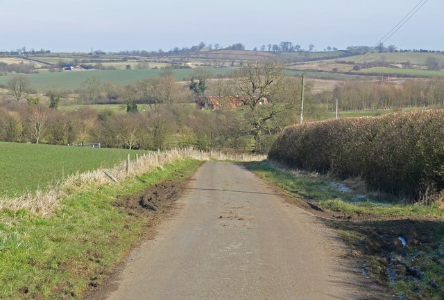 Washdyke Road near Owston