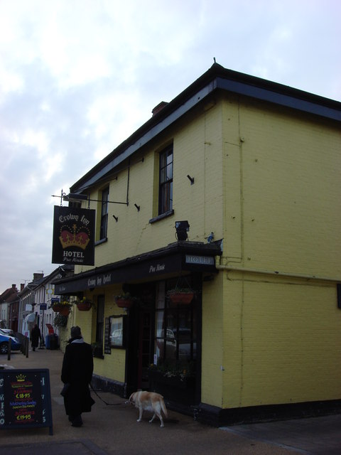 Crown Inn Hotel, Long Melford