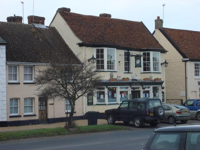 The Swan, Long Melford