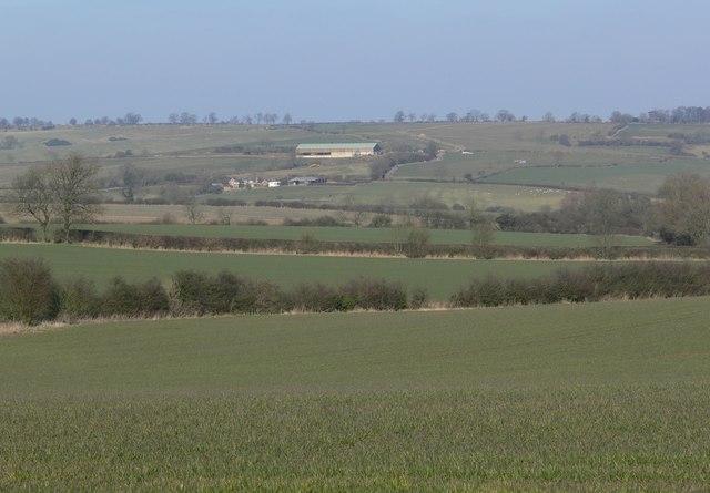 View towards Newbold