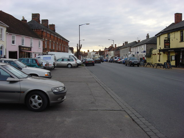 Hall Street, Long Melford