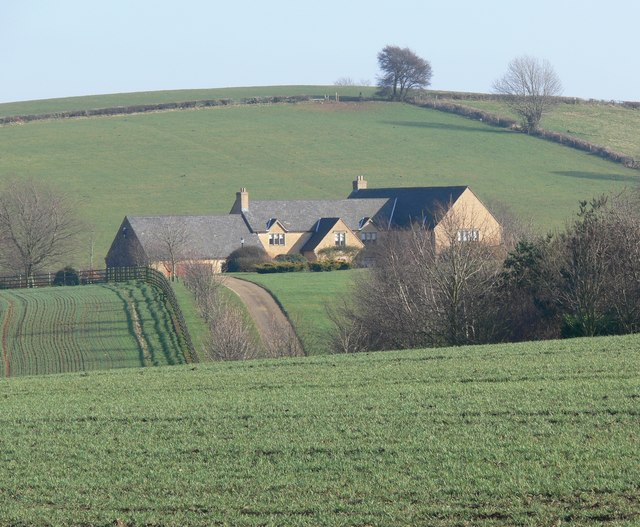 Owston Lodge in Leicestershire