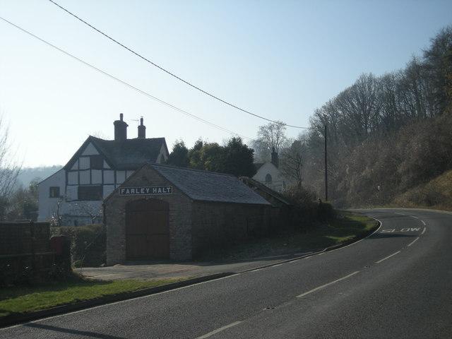 A4169 at Farley