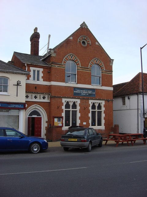 Long Melford & District Ex-Service & Working Men's Club