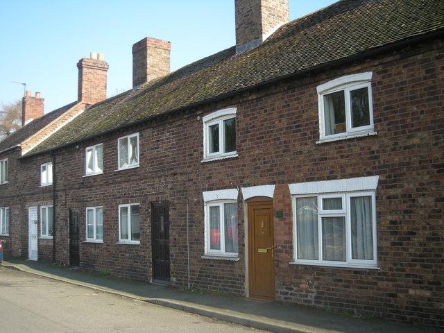Cottages at Kemberton