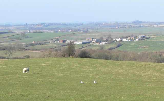 View towards Marefield