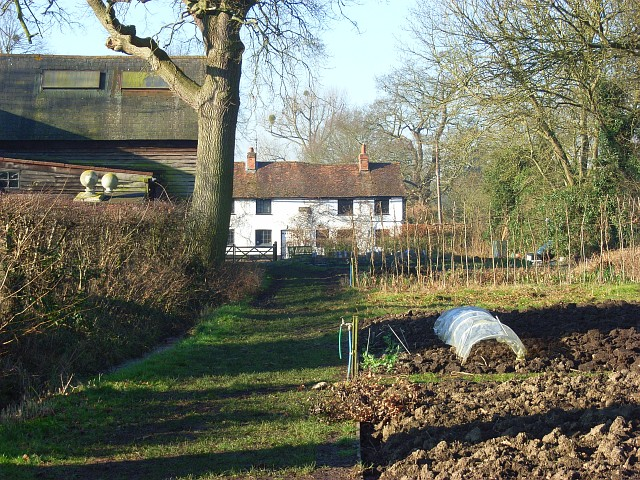Allotments, Waltham St Lawrence