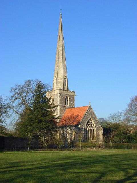 St John the Baptist's, Shottesbrooke