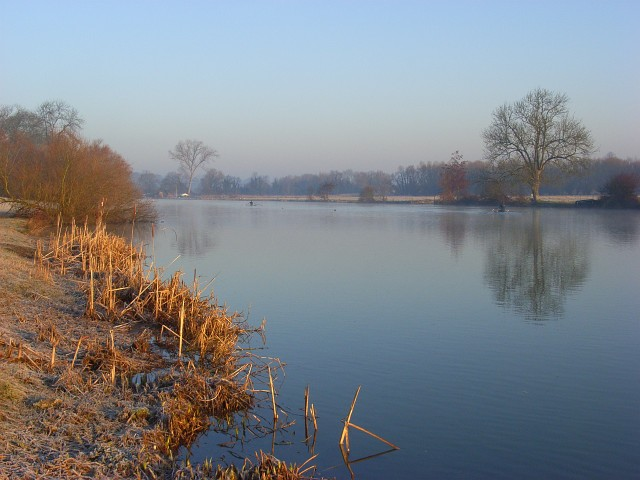 The River Thames, Moulsford