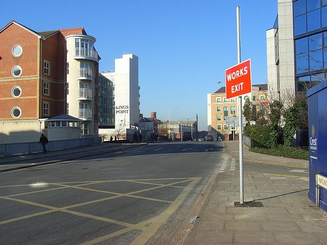 Watlington Street, Reading