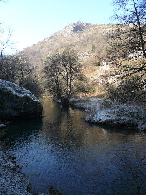 Dove Holes - River Dove View