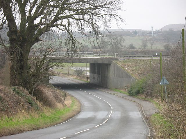 Bridge on the M9
