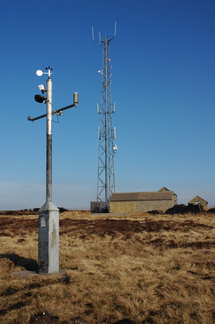 Mast beside the Cat and Fiddle