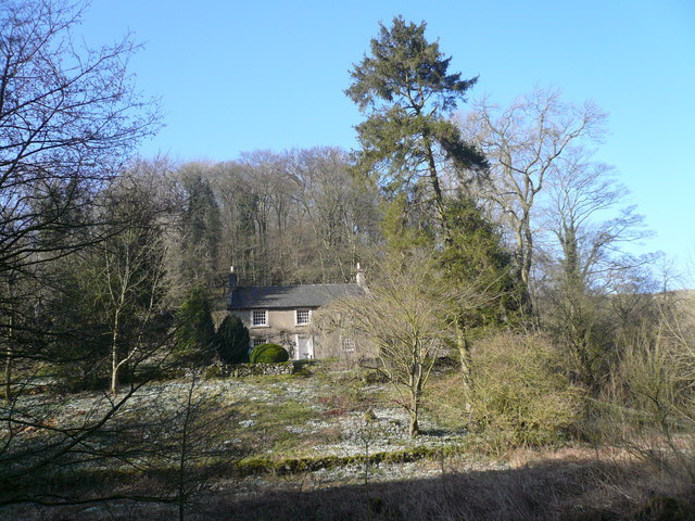 Cottage by the River Dove