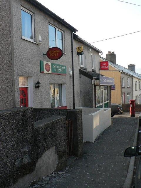 Blaina: Cwmcelyn Post Office