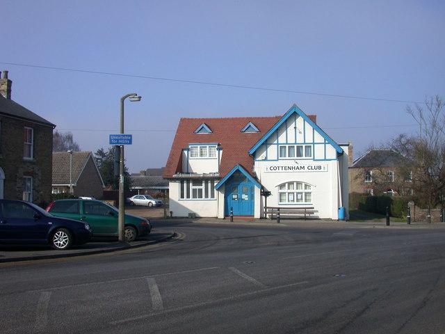 Cottenham (Conservative) Club