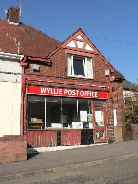 Wyllie: post office