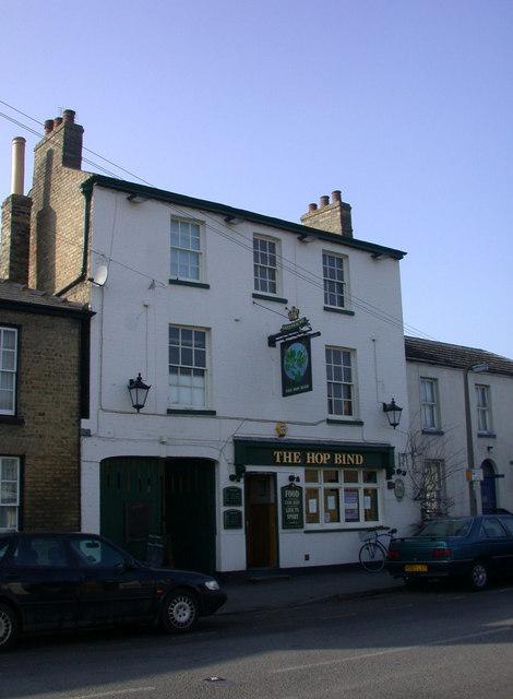 The Hop Bind, Cottenham