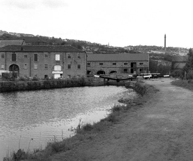 Lock No 1, Rochdale Canal