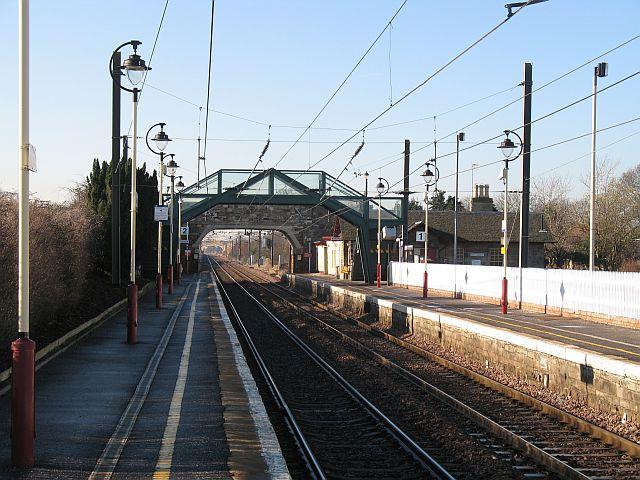 Drem station