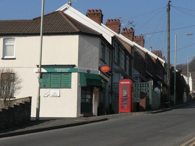 Pontypridd: Graigwen Post Office
