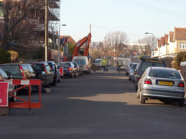 Sewer Improvements, Bexhill-on-Sea