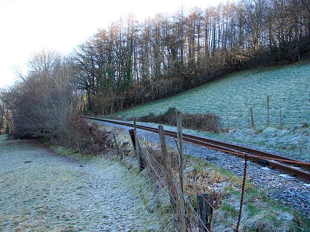 The Vale of Rheidol Railway