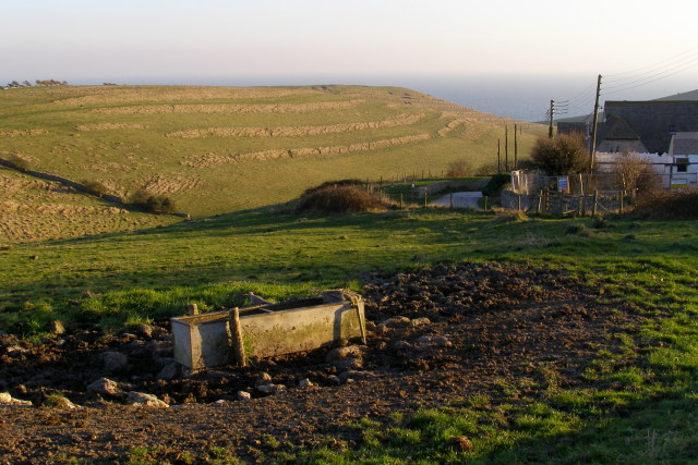 View south from Worth Matravers