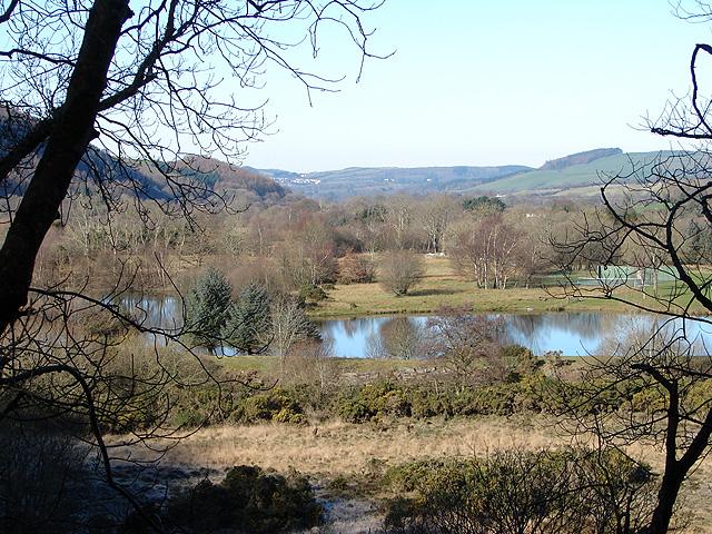 The Rheidol Valley