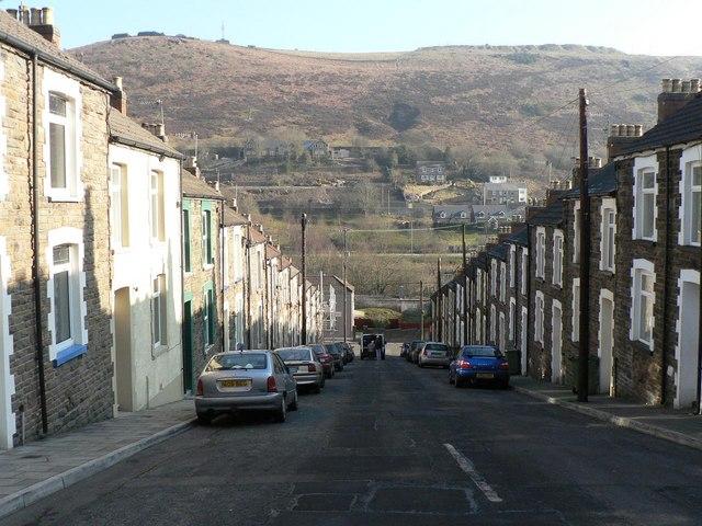 Brithdir: Herbert Street