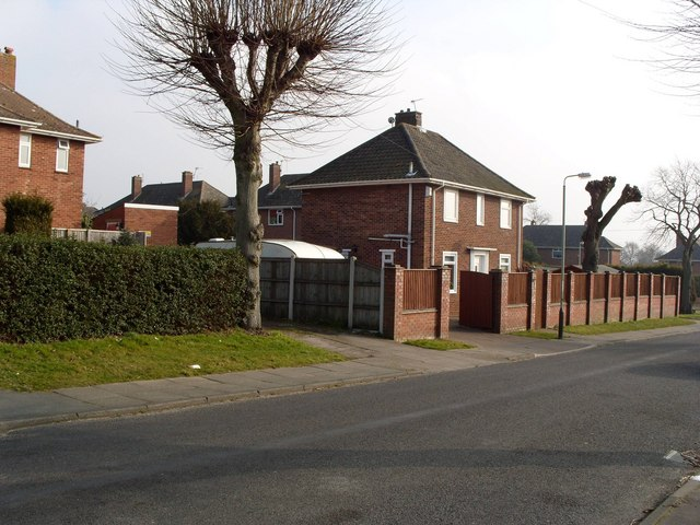 Former Police House, Tuckswood Lane