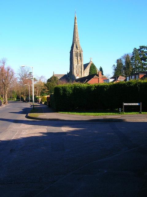 St Mark's Church, Broadwater Down