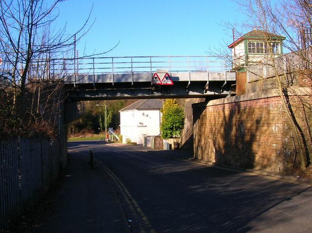 Broadwater Lane Bridge