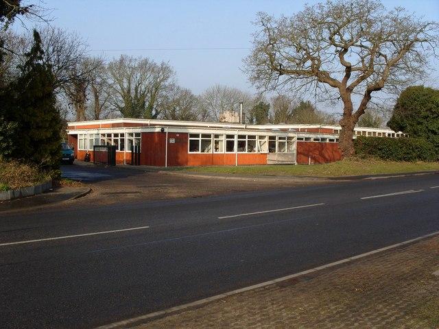 Adult Training Centre, Ipswich Road