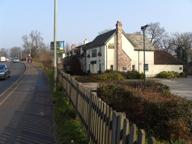 The Marsh Harrier Inn
