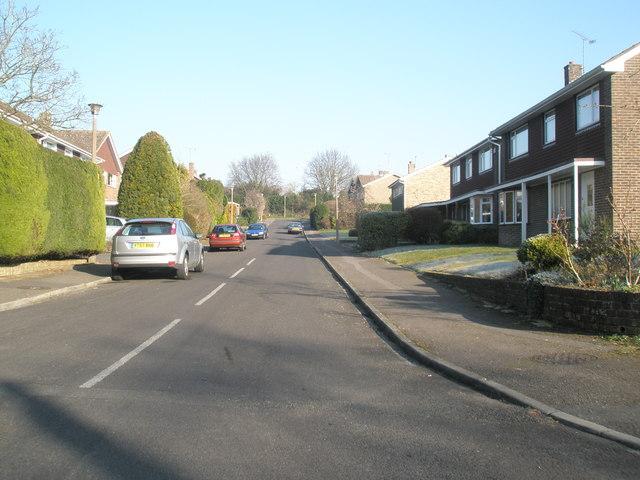 Merryfield Road