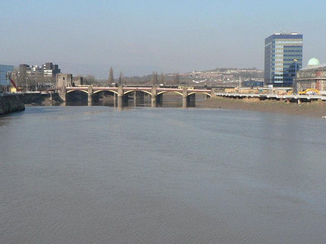 Newport: River Usk
