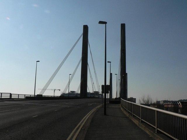 Newport: George Street Bridge