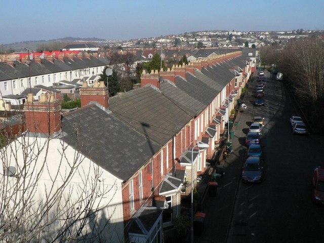Newport: Morris Street