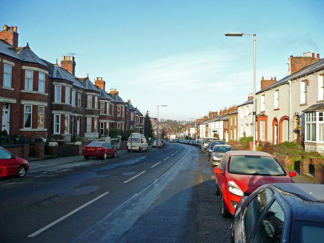 Etterby Street, Carlisle
