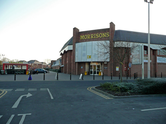 Morrisons supermarket, Kingstown Road, Carlisle