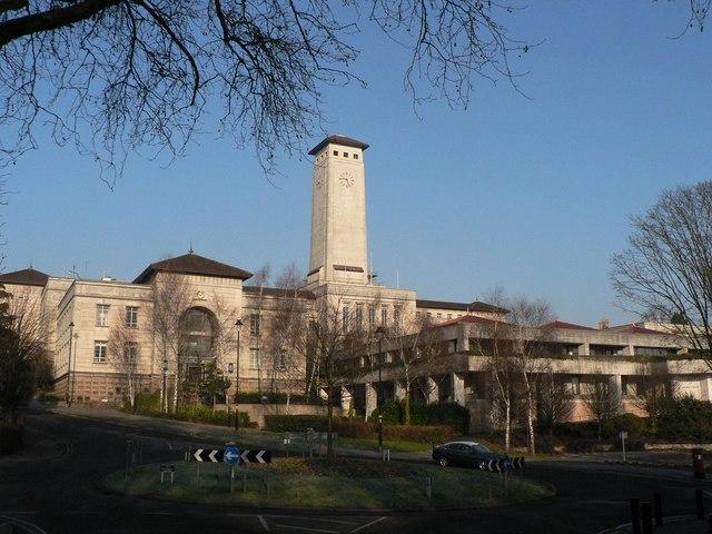 Newport: Civic Centre