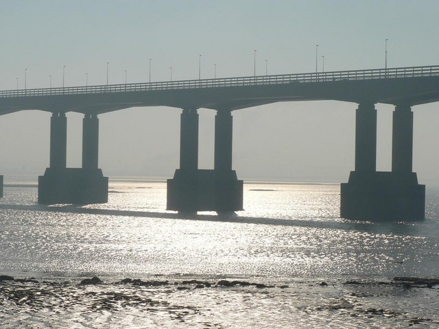 Severn Severn Crossing: detail
