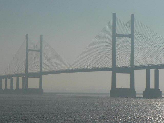 Second Severn Crossing: main span
