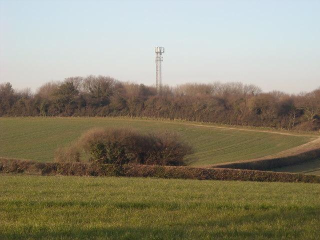 Communications Mast,  Bexhill-on-Sea