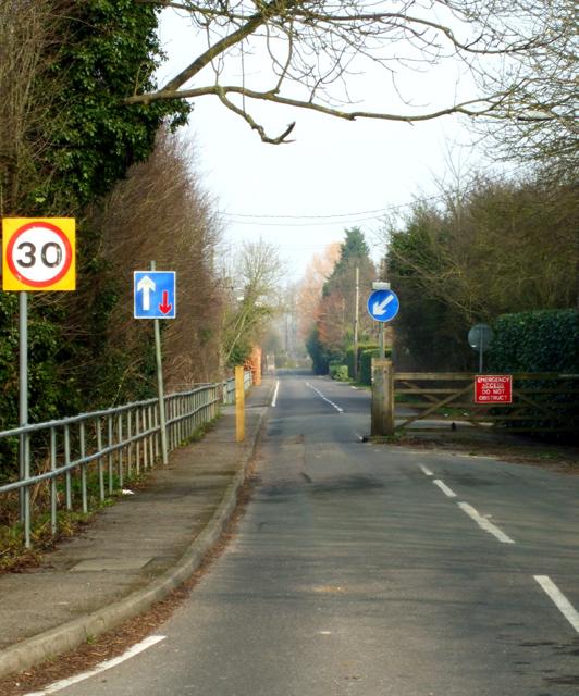 Church Road, Rawreth