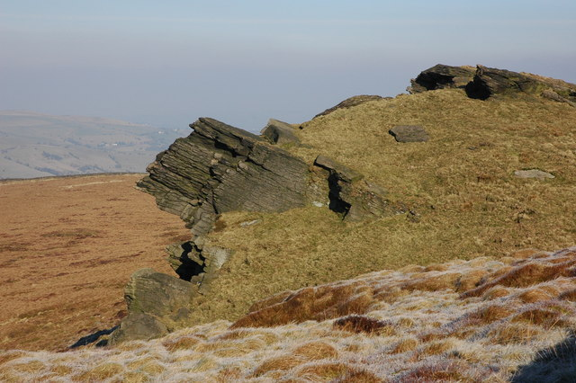 Crags on Cat's Tor