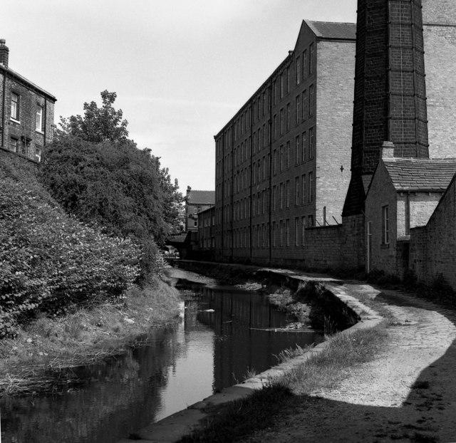 Corporation Mill, Sowerby Bridge