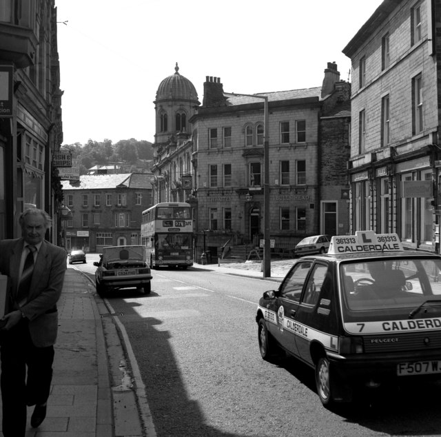 Town Hall Street, Sowerby Bridge