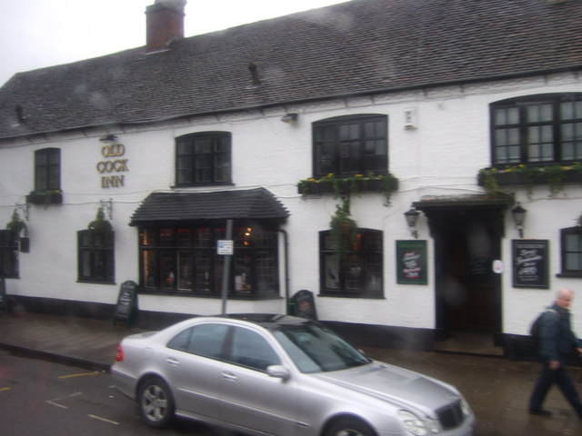 Old Cock Inn, Harpenden